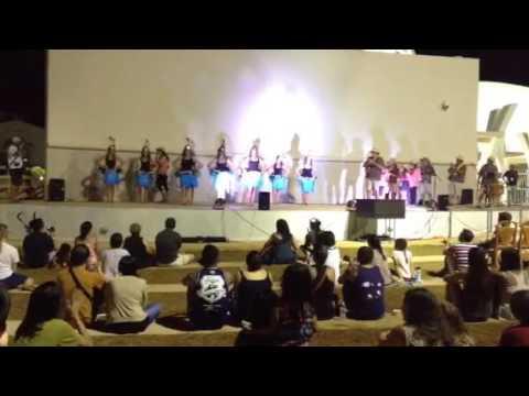 FestPac 2016 Guam- Norfolk Island