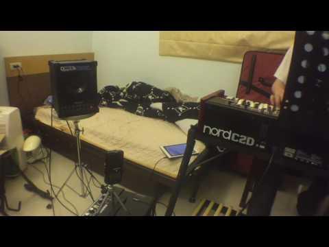 Roland CM-30 organ sound test