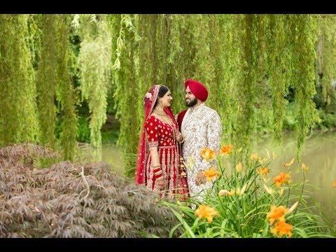 Sikh Wedding Cinematic Story Kiren &...