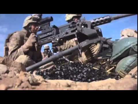 The Warrior Song - US Marine Power
