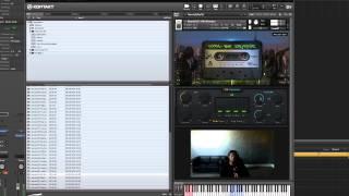 BOOM BAP DRUMMER (Virtual Drum Machine,VST) Inspired by 9th Wonder,The Alchemist,J-Dilla