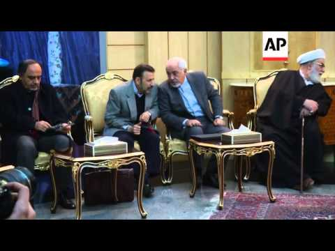 File of proposed Iranian ambassador to the United Nations Hamid Aboutalebi