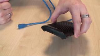 USB 3.0 obal na pevný disk