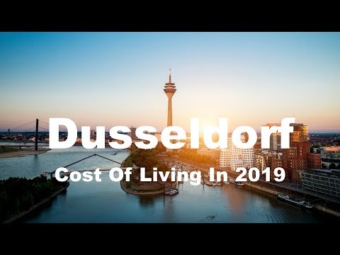 Cost Of Living In Dusseldorf, Germany In 2019, Rank 125th In The World