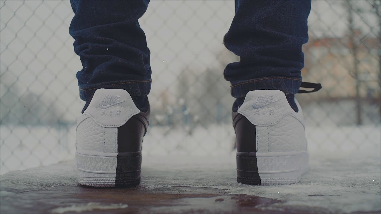 Nike Air Force 1 004 ` 07 Premium 905345 004 1 Youtube d9efc0