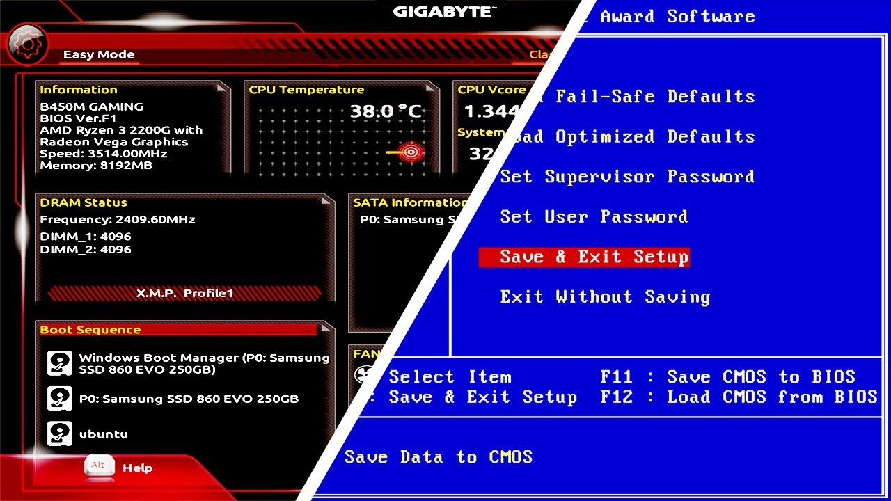 UEFI - things you should know! :: Easy2Boot
