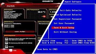 Baixar PC BIOS Settings