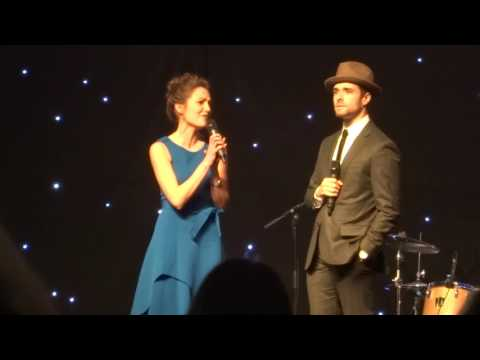 Bandstand - Laura Osnes & Corey Cott (Live @ BwayCon 2017)