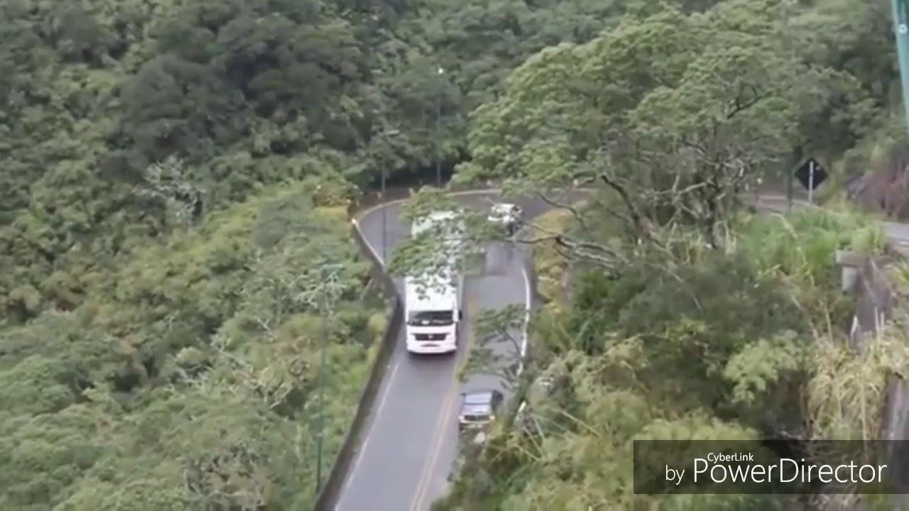 Serra do rio do rastro a mais perigosa do Brasil