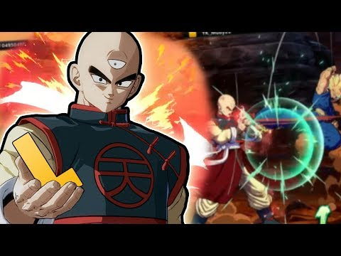 POWER OF TIEN! | Dragonball FighterZ Ranked Matches