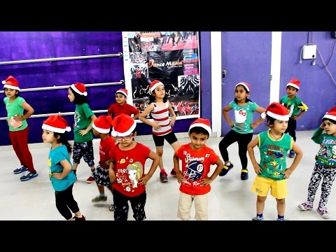 Merry Christmas Dance Jingle Bells 2016 скачать с 3gp mp4 mp3 flv