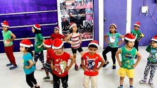 Jingle Bells Kids Christmas Dance Dance Mania
