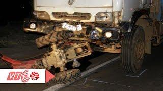 Kinh hoàng xe tải đâm công nông, 5 người tử vong   | VTC