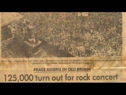 Mississipi Half-Step Uptown Toodaloo The Grateful Dead Live @ Englishtown NJ 1977 BEST VERSION