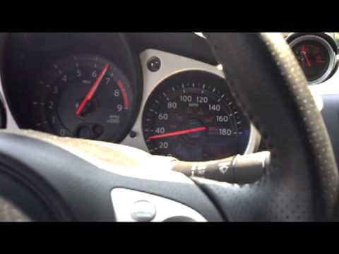 2009 nissan 370z 0 60 mph manual transmission youtube. Black Bedroom Furniture Sets. Home Design Ideas