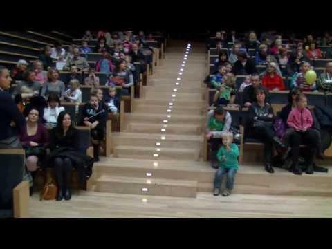 OLSZTYN24: Dzień Otwarty W Filharmonii Warmińsko Mazurskiej W Olsztynie (2)