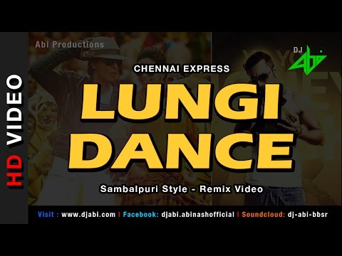 Lungi Dance Remix | Chennai Express | Sambalpuri Style | DJ Abi | HD Video