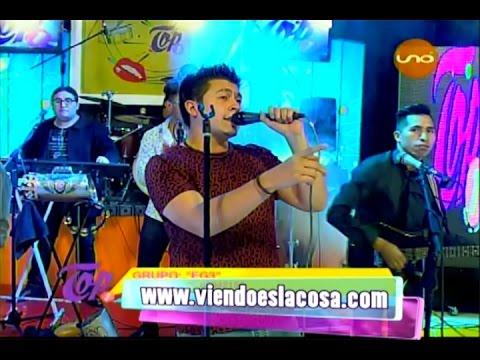 VIDEO: EG3 BOLIVIA: Presentación en Vivo en Top Uno del grupo de Édgar Rodríguez