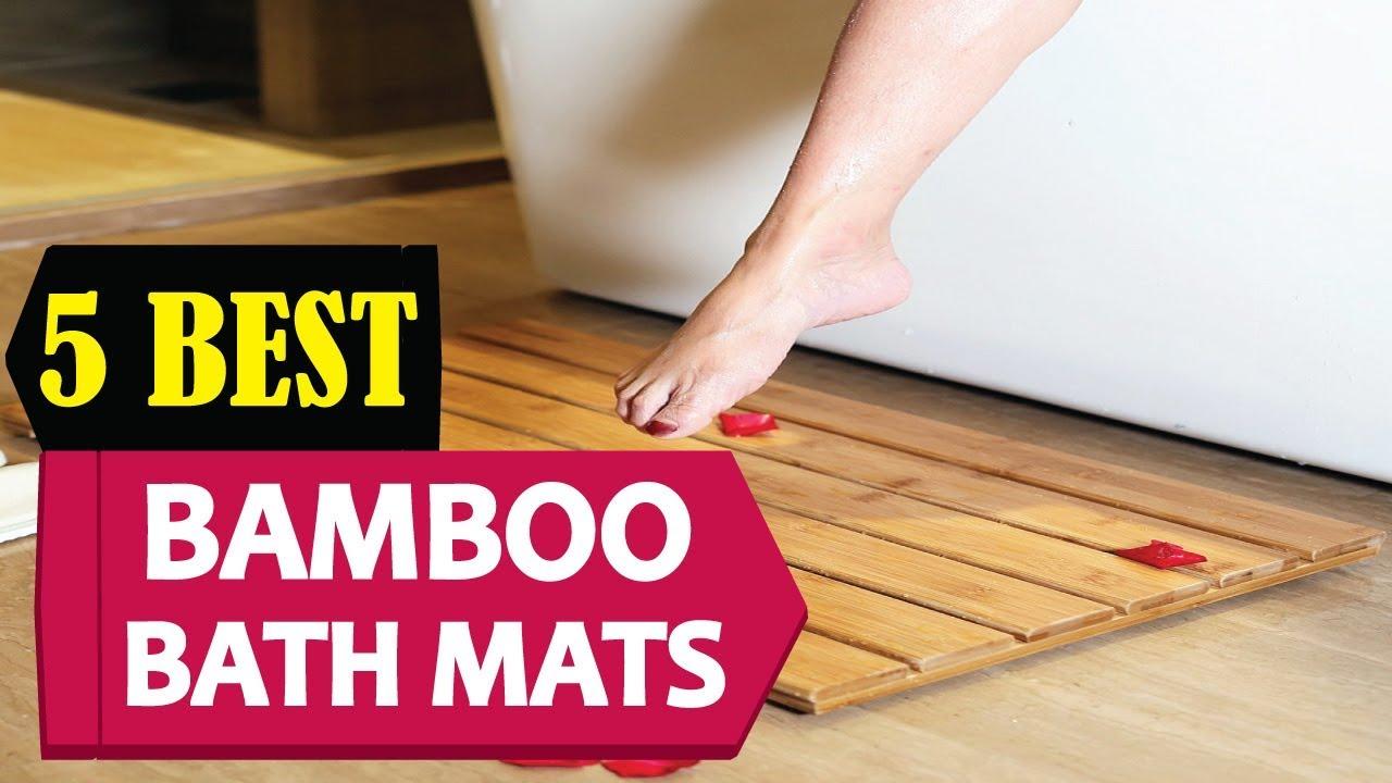 costway non mold rakuten mat shower spa bamboo slip bath sauna resistant and bathroom shop product floor