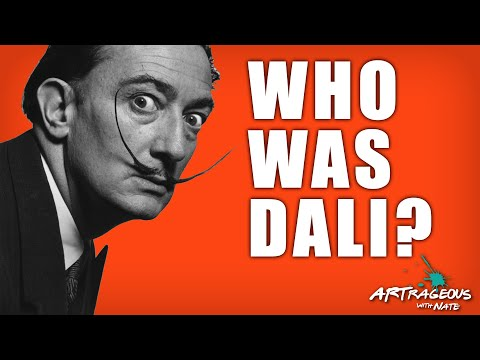 Who Was Salvador Dali and What Is Surrealism? Tour His Home and Studio!