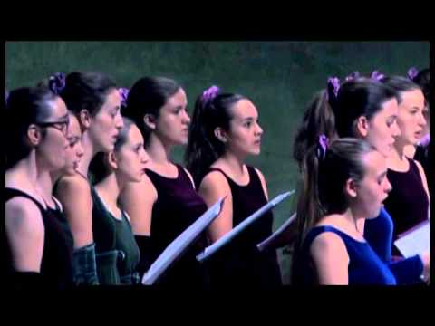 Mariona Vila: Constel·lacions a 24 veus a cappella