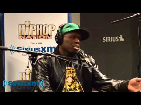DJ Envy interviews 50 Cent on SiriusXM Satellite Radio