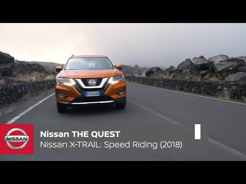 Nissan THE QUEST X-OVER SPORTS â?? Speed Riding (2018)