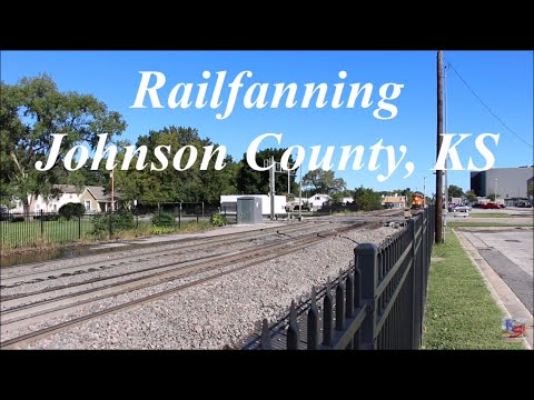 Railfanning Johnson County, KS (MOVIE and 800th VIDEO)