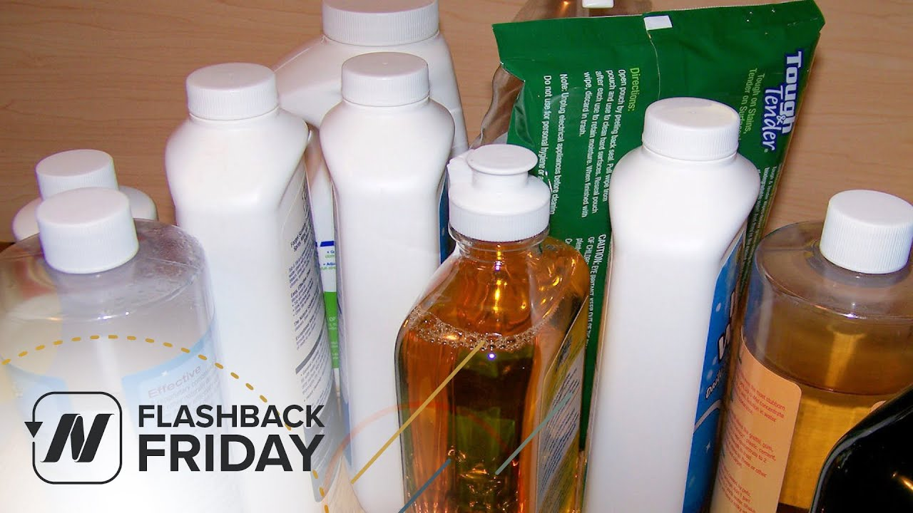 Flashback Friday: Do Natural and DIY Tea Tree Oil Cleaning Products Disinfect as Well as Bleach?