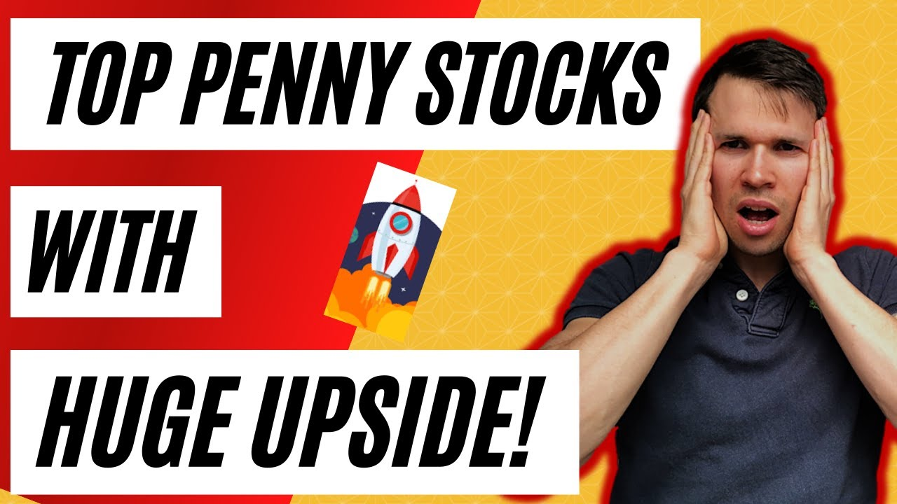 Download 3 Top Penny stocks - With HUGE Upside potential! [Best Penny Stocks to BUY now]