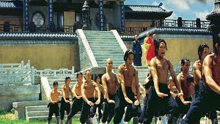 SHAOLIN TEMPLE | Martial Arts Action Movie | Full Movie | English | 武术电影 | 台湾电影 |HD | 720p