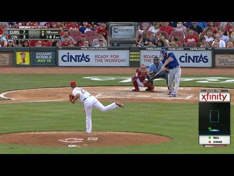 Arrieta blasts his second career homer