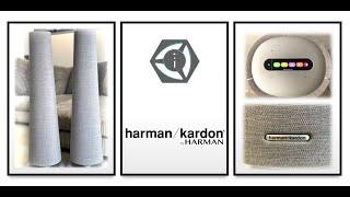 harman / kardon - Citation Towers (Review / Unboxing)