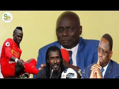 Cheikh Tidiane Gomis : « Aliou Cissé mooy Thiatou équipe nationale bi… Dafa Thiouné… »