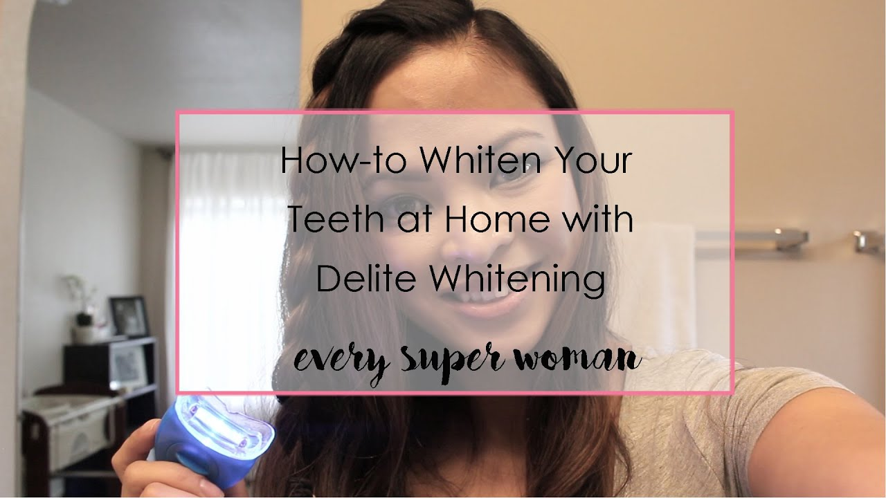 Delite Teeth Whitening