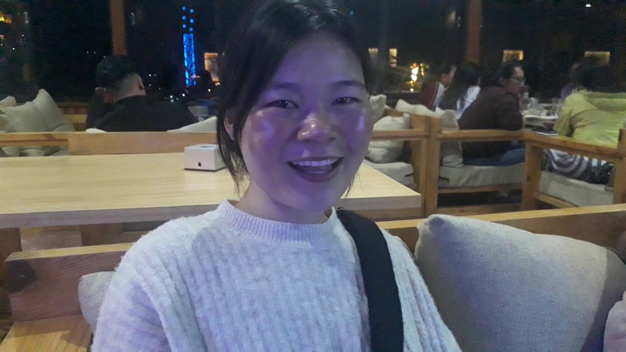 China girl | Tunak Tunak | Chinese Girl Sings Hindi Song | Daler Mahendi
