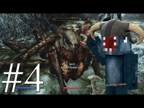 Lets Play Skyrim - DragonStone [4]