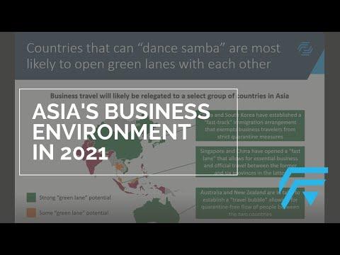 Asia Pacific in 2021: Preparing for an Uncertain Future   Webinar
