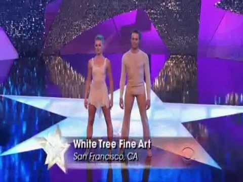 Ballet-Contemporary Dancers - White Tree Fine Art Performance (Danger of Elimination)