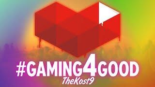 #gaming4good БЛАГОТВОРИТЕЛЬНЫЙ СТРИМ! (CS:GO, PUBG)