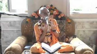 Шримад Бхагаватам 1.5.16 - Бхакти Вигьяна Госвами