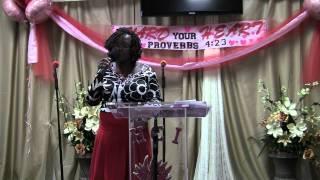 Womens Day 2011 - Sister Sylvia