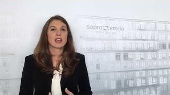 Berateralltag bei  Sopra Steria Consulting – Julias Einblicke