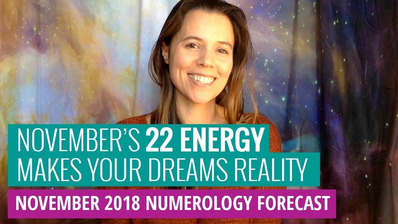 numerology forecast based on date of birth 22 november