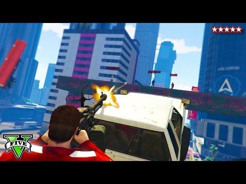 GTA 5 Snipers vs Heisters NEW MAP!! ALSO VS STUNTERS & FLYERS, LIBERATORS  (GTA 5 Funny Moments)