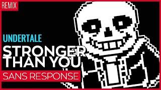 Stronger Than You (Sans Response) Kuraiinu feat. Xayr
