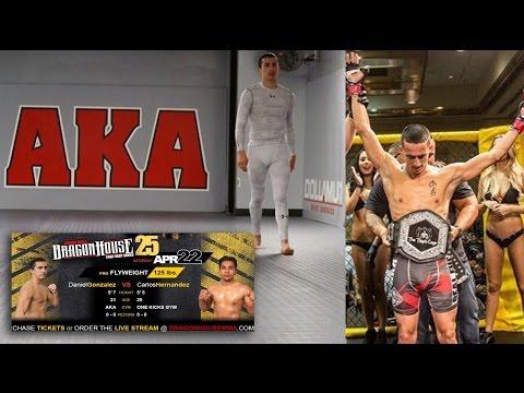 Dragon House MMA | Daniel PRODIGY Gonzalez