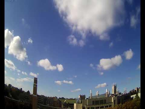 BC Gasson Sky Camera 2017-11-15: Boston College