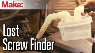 Lost Screw Finder