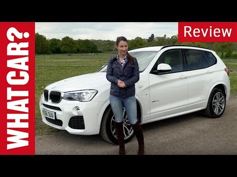 2017 BMW X3 SUV review – better than an Audi Q5? | What Car?